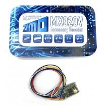 MX820V DUAL TURNOUT/SIGNAL DECODER
