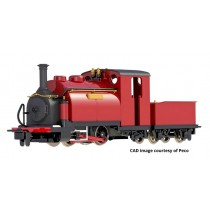 """ZS045P1 New narrow gauge and small steam Zimo soundfile """"Welsh Pony"""""""
