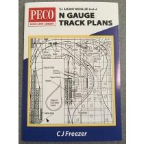 PB4 N GAUGE TRACK PLANS