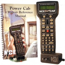 PCABUK NCE POWER CAB WITH UK POWER SUPPLY