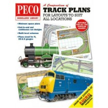 PM202 A Compendium of Track Plans for Layouts to Suit All Locations
