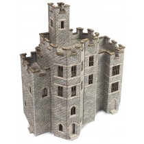 PN194 N SCALE CASTLE HALL