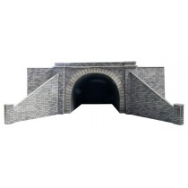 PO243 SINGLE TRACK TUNNEL ENTRANCES OO GAUGE