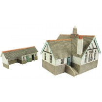 PO253 VILLAGE SCHOOL OO GAUGE