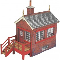 PO430 SMALL SIGNAL BOX OO GAUGE