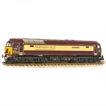 "371-661 Class 57/3 57305 ""Northern Princess"" in DRS Northern Belle pullman livery N GAUGE"