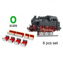 RR-O-04 O GAUGE ROLLERS & CLEANERS X4