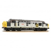 """32-790 Class 37/0 37049 """"Imperial"""" in Railfreight Coal Sector triple grey"""