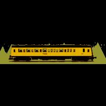 R3915 Hornby Railroad Network Rail Class 121