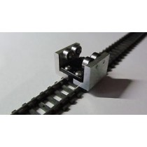 BTSRRN ROLLING ROAD CRADLES 4 SET N GAUGE