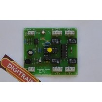 SA-DEC-4-DC-F 4 WAY SWITCH DECODER
