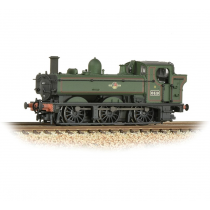 371-988 GRAHAM FARISH N GAUGE GWR 64XX PANNIER BR LINED GREEN