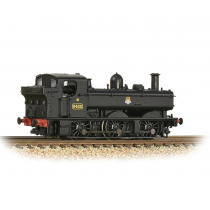 371-986A  GRAHAM FARISH N GAUGE GWR 64XX PANNIER BR BLACK