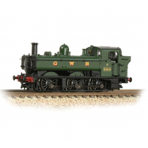 371-985A GRAHAM FARISH N GAUGE GWR GREEN 64XX PANNIER