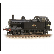 372-212A GRAHAM FARISH N GAUGE LMS 3F JINTY BR BLACK