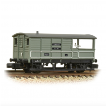 GWR 20T TOAD BRAKE BR GREY
