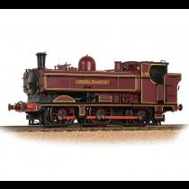 32-217A LT ex GWR CLASS 57XX PANNIER TANK