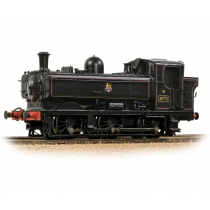 32-205A GWR PANNIER TANK BR LINED