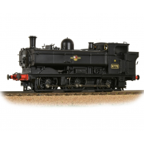 32-216A GWR PANNIER TANK BR BLACK