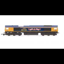 R3902 GB RAILFREIGHT CLASS 66