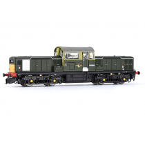 E84501 CLASS 17 BR GREEN SMALL YELLOW D8585