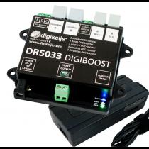 DR5033-ADJ DCC BOOSTER 3AMP