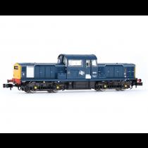 E84505 CLASS 17 BR BLUE 8512
