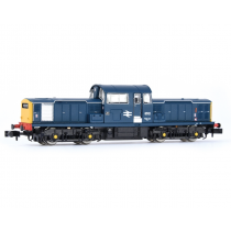 E84506 CLASS 17 BR BLUE