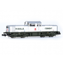 E84507 CLASS 17 RIBBLE CEMENT