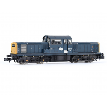 E84511 CLASS 17 BR BLUE WEATHERED