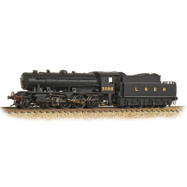 372-428 WD AUSTERITY LNER BLACK