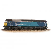 371-659 CLASS 57/3 ARRIVA TRAINS WALES