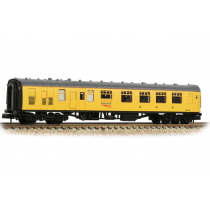 374-089 BR Mk1 BCK Brake Composite Corridor Network Rail Yellow