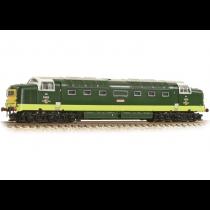 371-285A Class 55 'Deltic' D9009 'Alycidon' BR Two-Tone Green (SYP)