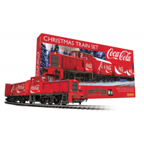 The Coca Cola Christmas Train Set