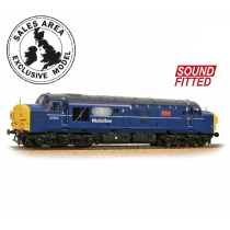 32-775TLDS CLASS 37/4 RAIL CELEBRITY SOUNDFITTED