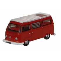 VW CAMPER SENEGAL RED/WHITE