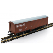 Track Cleaning Wagon BR Railfrieght