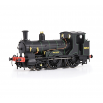 LSWR Beattie Well Tank 3298 SR Black (Sunshine)