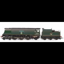 "BR Battle of Britain Class 4-6-2  ""Wintsont Churchill"" No.34051"