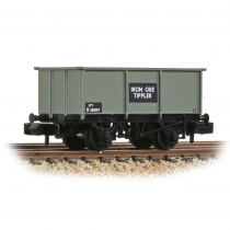 377-275C BR 27T Steel Tippler Wagon BR Grey (Early) 'Iron Ore'