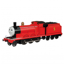 58743BE James the Red Engine with Moving Eyes