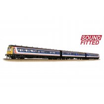 35-502SF Class 117 3-Car DMU BR Network SouthEast (Revised) Sound Fitted