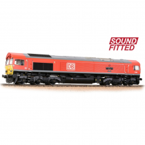 32-734CSF Class 66/0 66100 'Armistice 100 1918-2018' DB Cargo (Sound fitted)