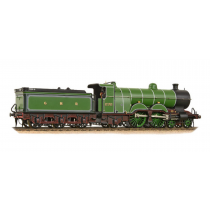 GNR Class C1 4-4-2 Atlantic Steam Locomotive No.272 in GNR Green
