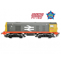 35-357SF Bachmann Branchline OO Gauge Class 20/0 Headcode Box 20227 BR Railfreight (Red Stripe) (Sound Fitted)