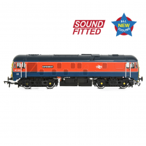 32-444SF Bachmann Branchline OO Gauge Class 24/1 97201 'Experiment' Disc Headcode BR RTC (Original) (Sound fitted)