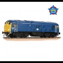 32-416 Bachmann Branchline Class 24/0 24035 Disc Headcode BR Blue