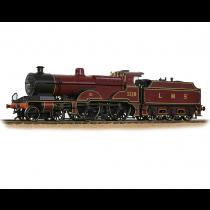 31-934 Bachmann Branchline OO Gauge LMS 4P Compound 1119 LMS Crimson Lake (LMS)