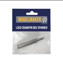 Bachmann OO Scale Loco Crankpin Box Spanner